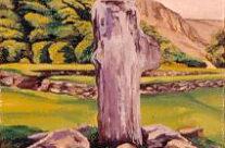 Stone Cross, Glendalough